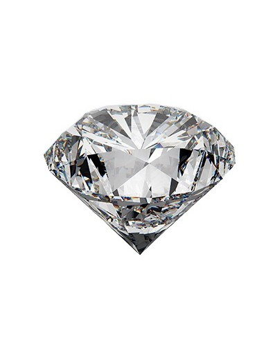 Brylant 0,6 ct D IF