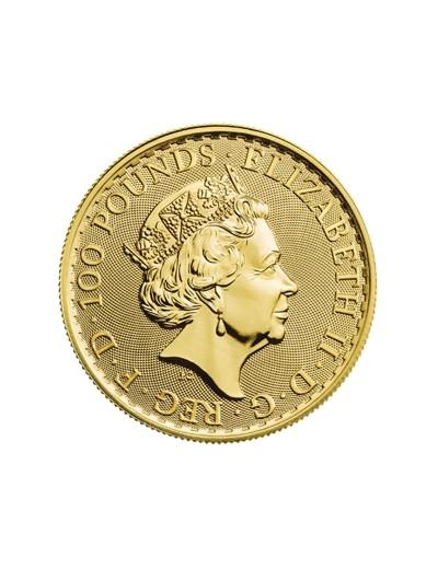 Britannia 2021 1 uncja złota