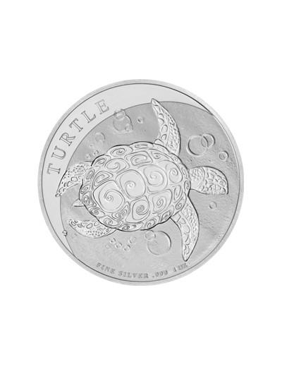 Żółw szylkretowy Niue 2021...
