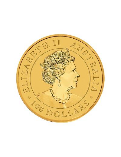 złota moneta Australijski Samorodek