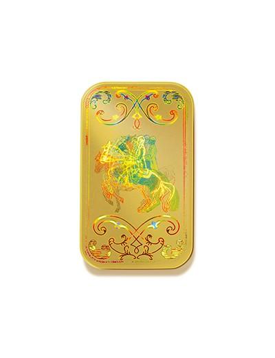 Sztabka złota 10 gramów