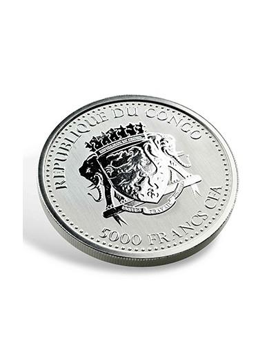 Srebrna moneta Goryl