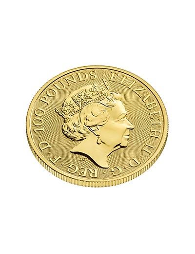 Moneta Bestie Królowej