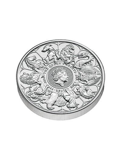 Bestie Królowej moneta