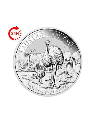 Australijski Emu 2021