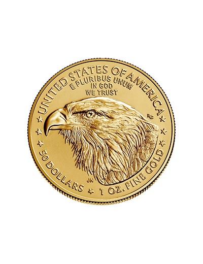 Złota moneta Amerykański Orzeł