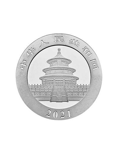 Panda Chiny 2021