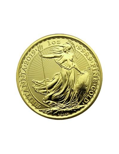 Britannia 1 uncja