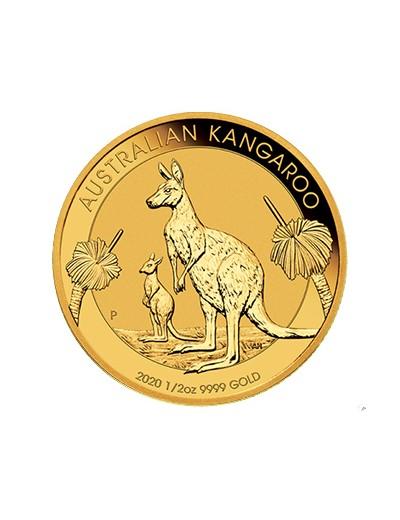 Australijski Kangur 1/2 uncji