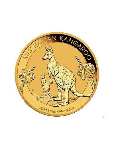 Australijski Kangur 1/4 uncji