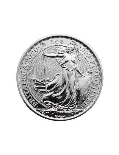 100 x Srebrna Moneta...