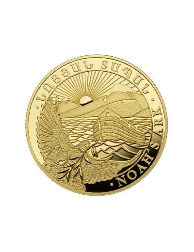 Arka Noego 1 g złota