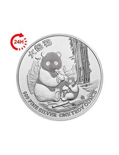 Panda z Niue 2017 1 uncja...