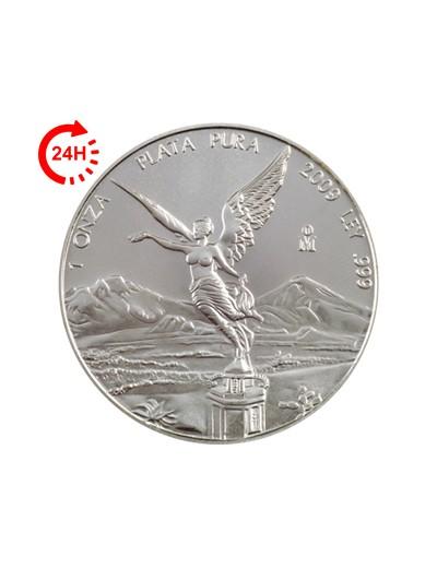Mexico Libertad 1 uncja srebra