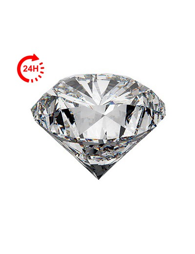 Brylant 1,02 ct D IF
