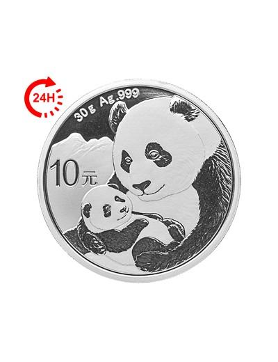 Panda Chiny 2019 30 gramów...