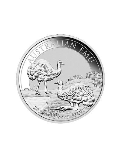 Australijski Emu 2020