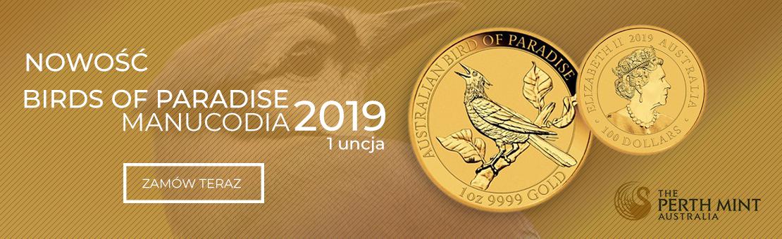 Manucodia 1 uncja 2019